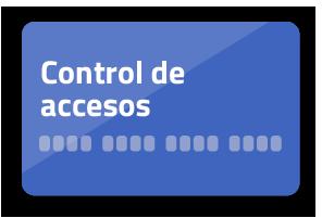 Tarjeta Control de accesos