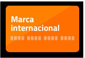 Tarjeta Marca internacional