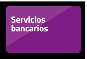 Servicios bancarios