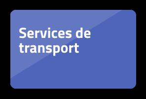 Services de transport